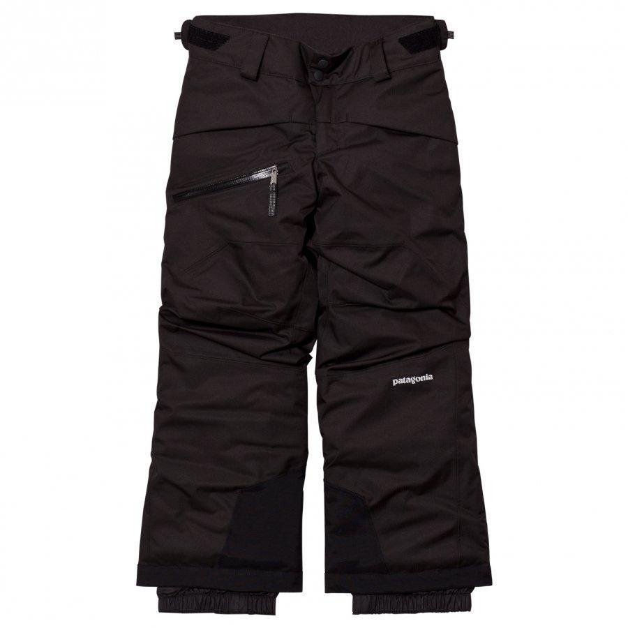 Patagonia Snowshot Pants Black Toppahousut