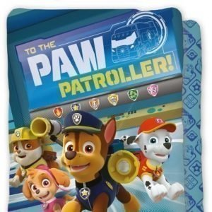 Paw Patrol Pussilakanasetti 150 x 210 cm To the Paw Patroller