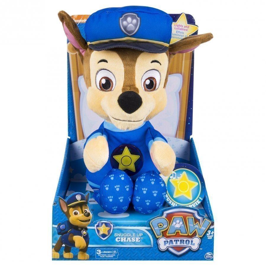 Paw Patrol Snuggle Up Pup Chase Leluajoneuvosarja
