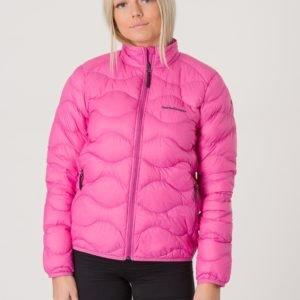 Peak Performance Helium Jacket Takki Vaaleanpunainen