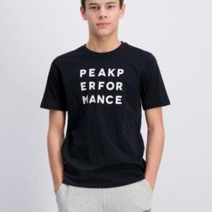 Peak Performance Jr Groun T T-Paita Musta