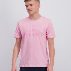 Peak Performance Jr Groun T T-Paita Vaaleanpunainen