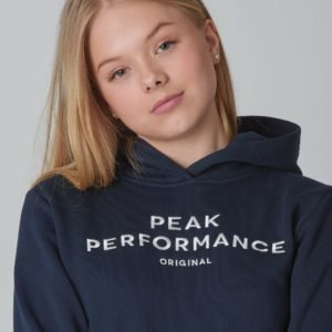 Peak Performance Jr Orig H Huppari Sininen