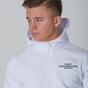 Peak Performance Jr Orig Zh Huppari Valkoinen