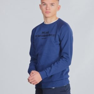 Peak Performance Jr Origc Neule Sininen