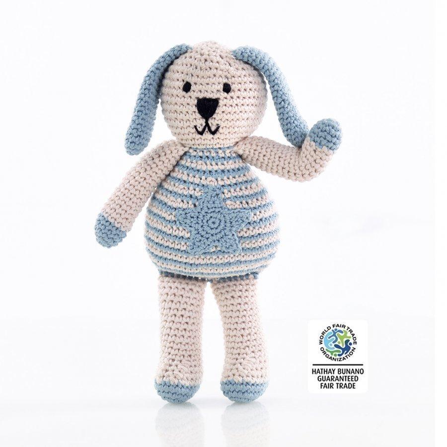 Pebble Blue Bunny Helistin