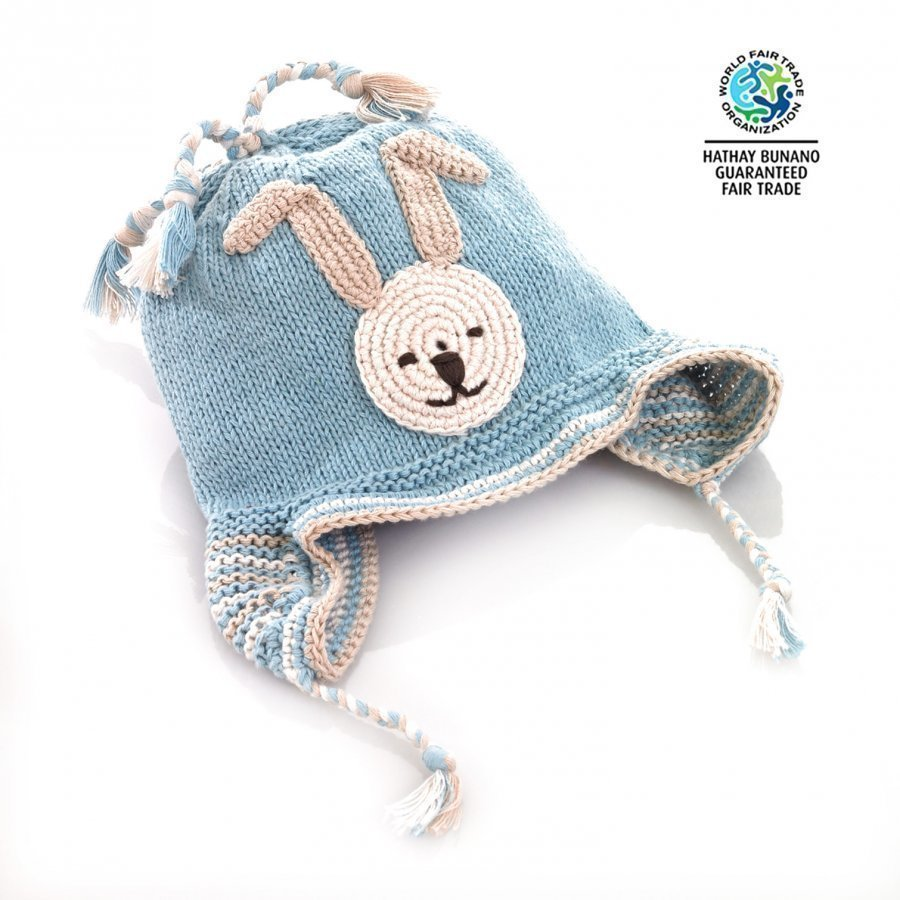 Pebble Blue Hat Aurinkohattu