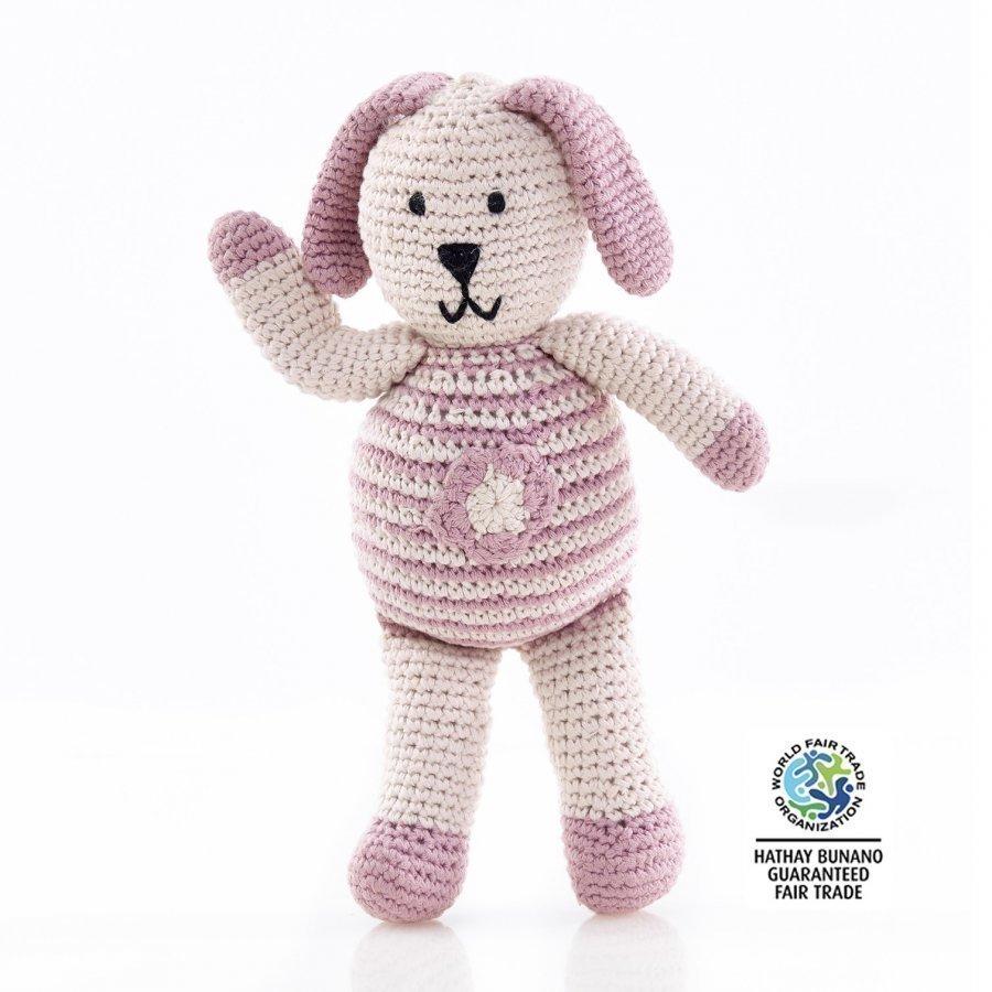 Pebble Pink Bunny Helistin