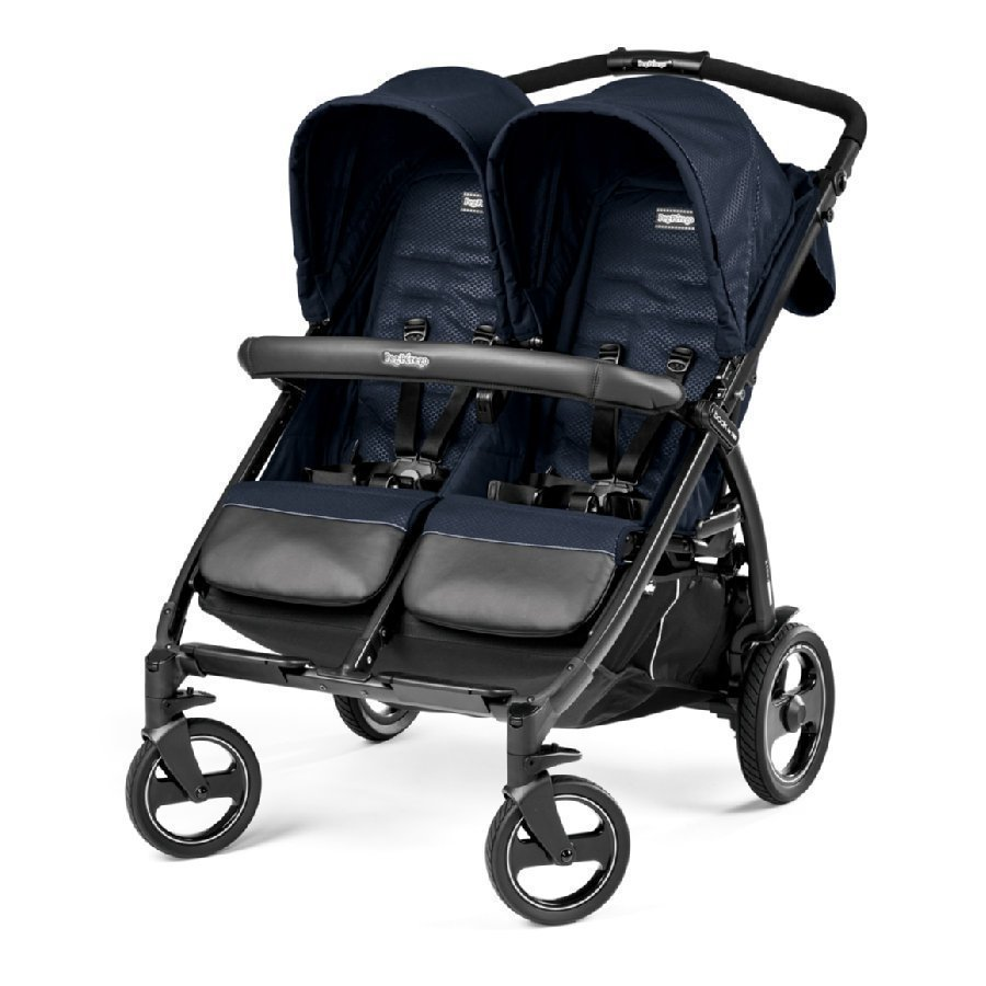 Peg Perego Book For Two Mod Navy Kaksosrattaat