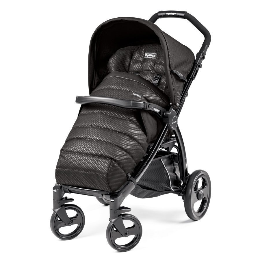 Peg Perego Book Mod Black Matkarattaat