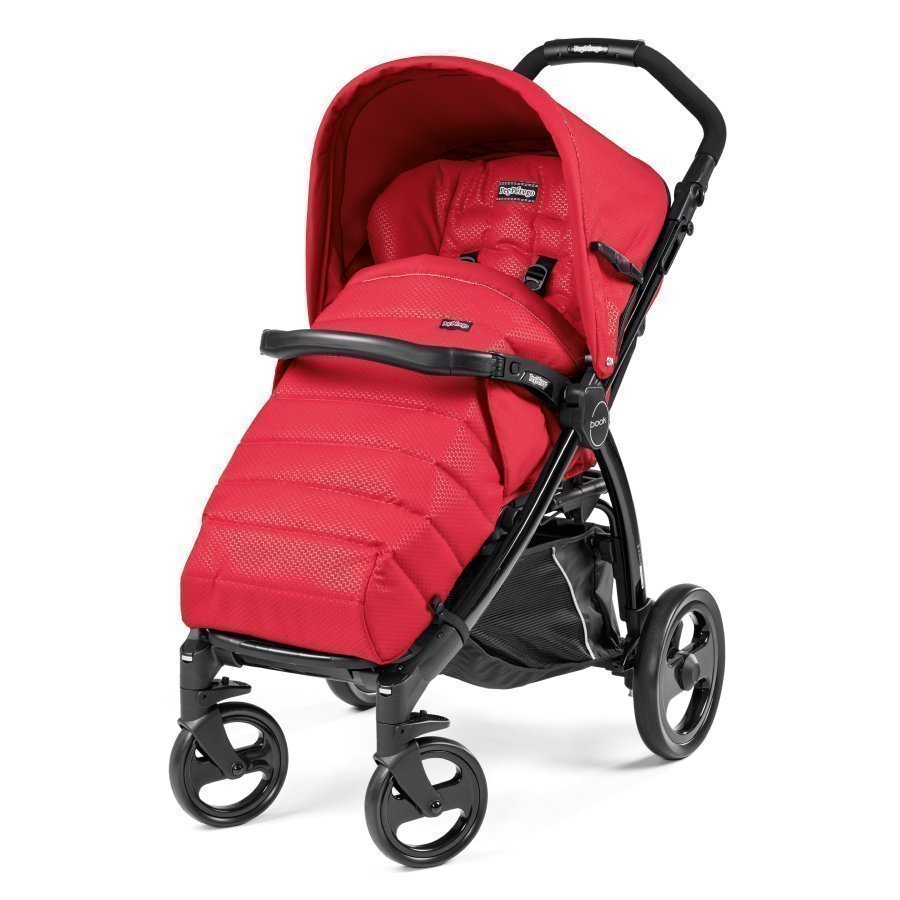 Peg Perego Book Mod Red Matkarattaat