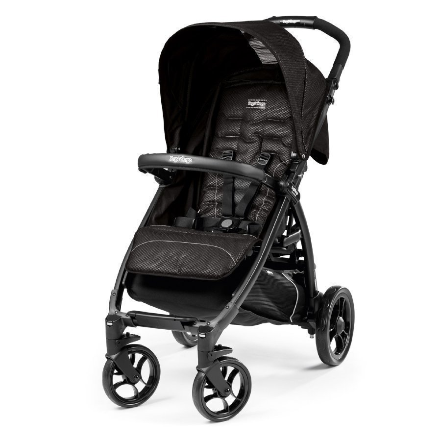 Peg Perego Booklet Mod Black Matkarattaat