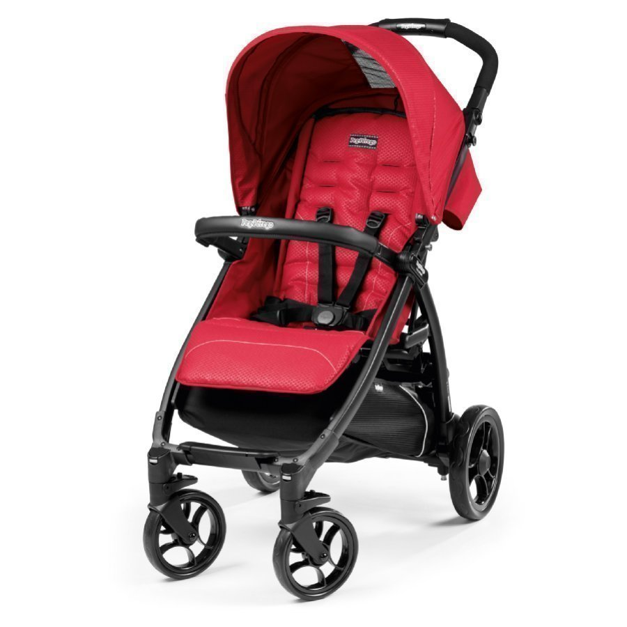 Peg Perego Booklet Mod Red Matkarattaat