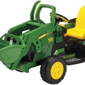 Peg Perego John Deere Ground Loader Akkutraktori