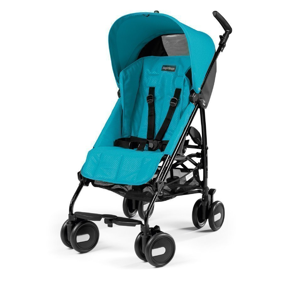 Peg Perego Pliko Mini Bloom Scuba Matkarattaat