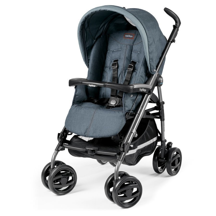 Peg Perego Pliko P3 Blue Denim Lastenrattaat