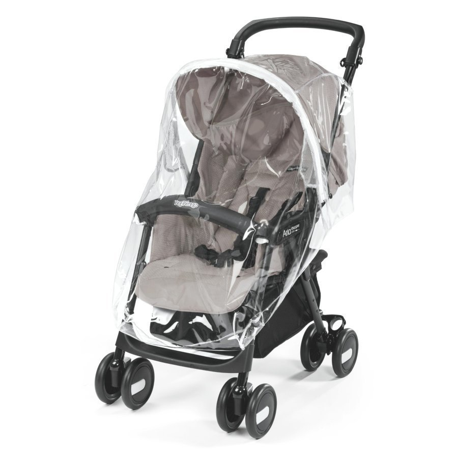 Peg Perego Sadesuoja Aria Shopper Ja Si Switch