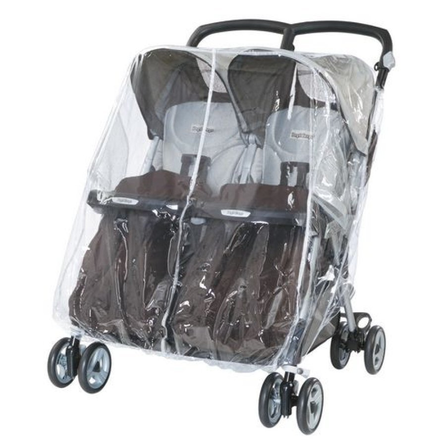 Peg Perego Sadesuoja Pliko Mini Twin Ja Aria Shopper Twin