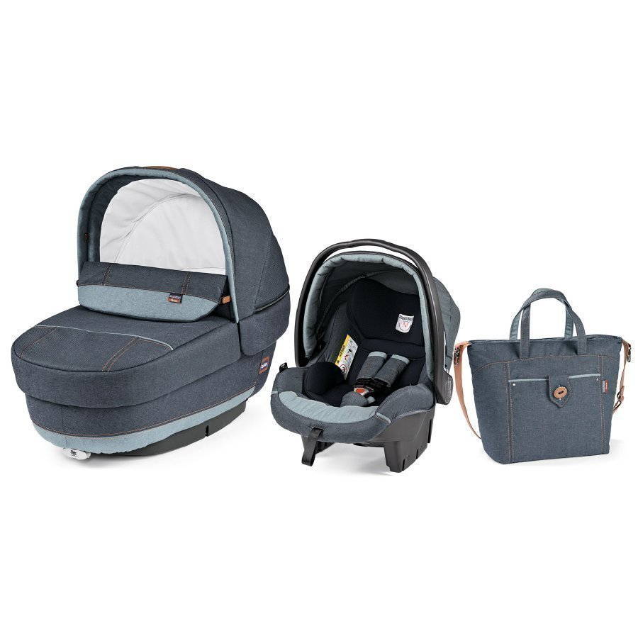 Peg Perego Set Elite Blue Denim