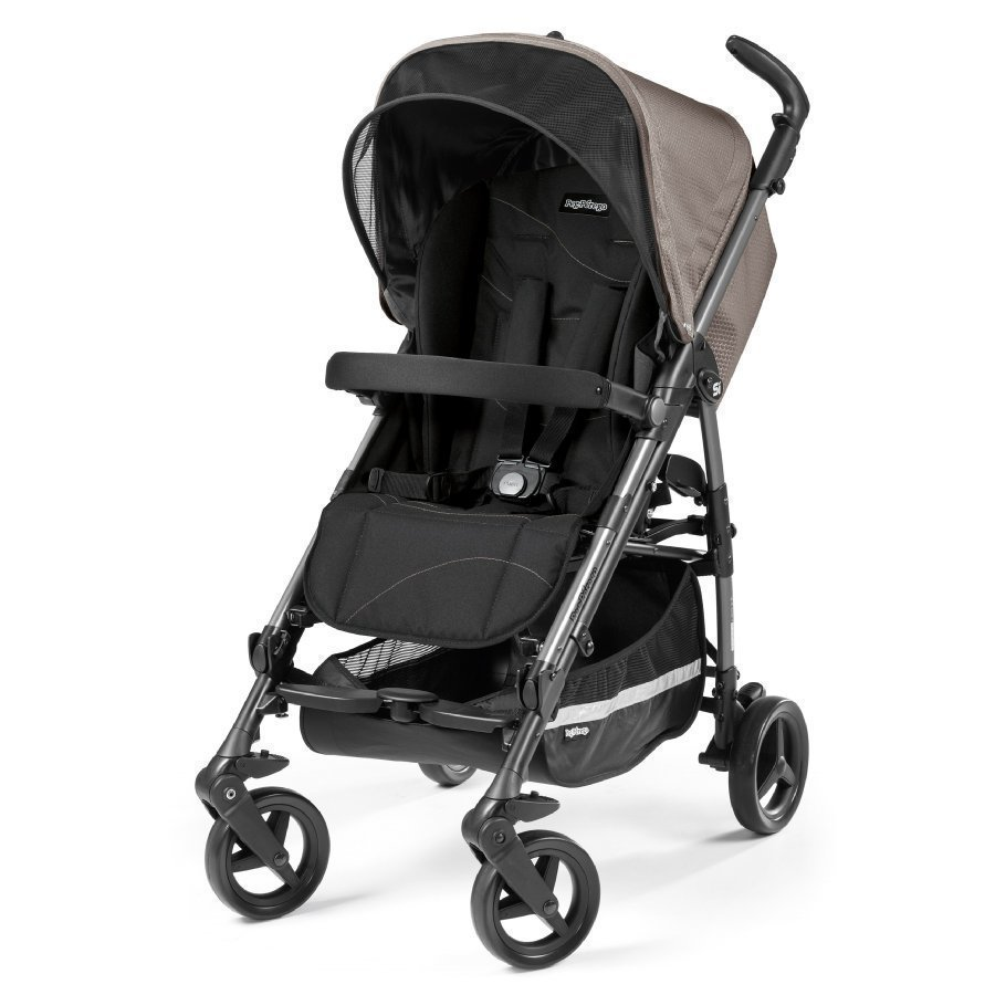 Peg Perego Si Bloom Beige Matkarattaat