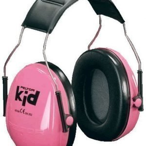 Peltor Kuulosuojaimet Pinkki