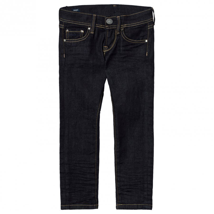 Pepe Jeans Navy Beckett Regular Fit Jeans Farkut