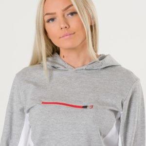 Perrelli Street Wear Cooper Hood Huppari Harmaa