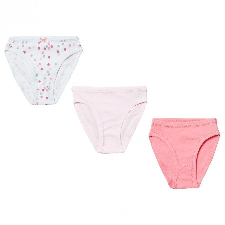 Petit Bateau 3 Pack Panties Alushousut