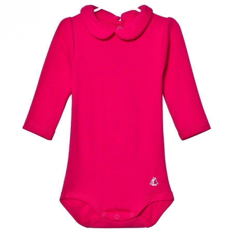 Petit Bateau Baby Body Flashy Pink Body