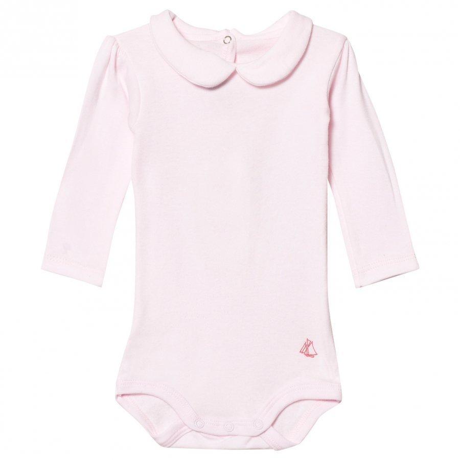 Petit Bateau Baby Body Pink Body