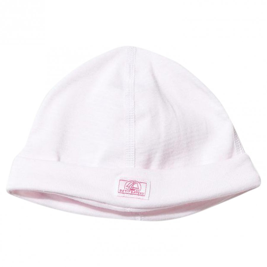 Petit Bateau Baby Bonnet Pink Pipo