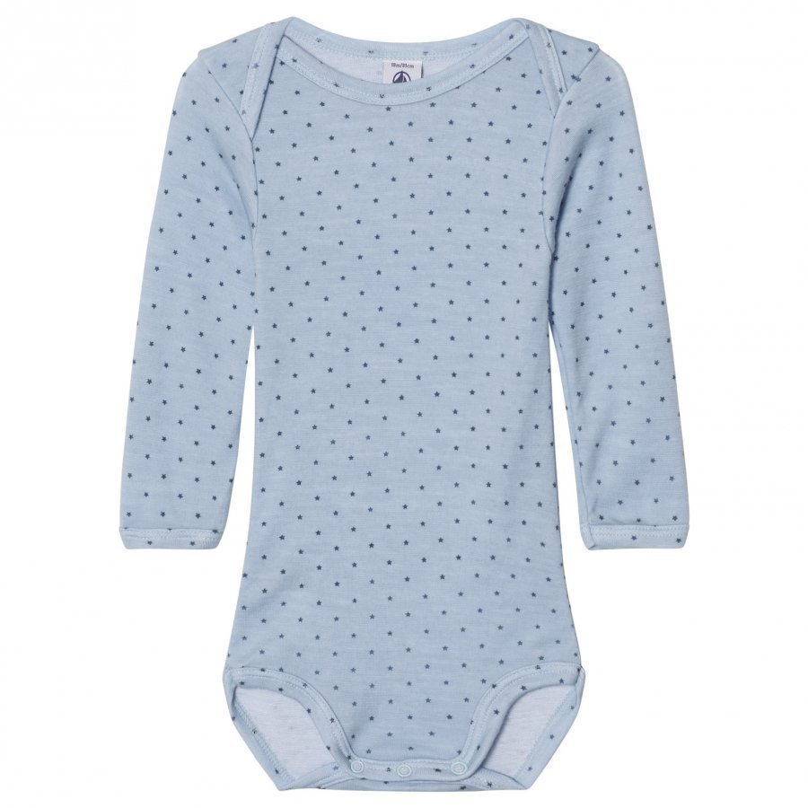 Petit Bateau Blue Star Baby Body