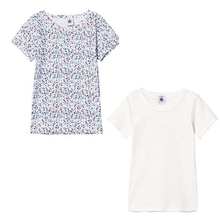 Petit Bateau Cotton T-Shirts 2 Pack T-Paita