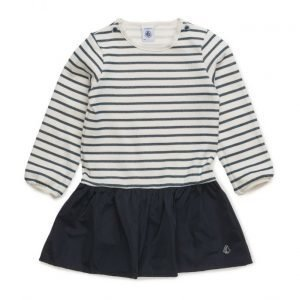 Petit Bateau Dilema Long Sleeve Dress