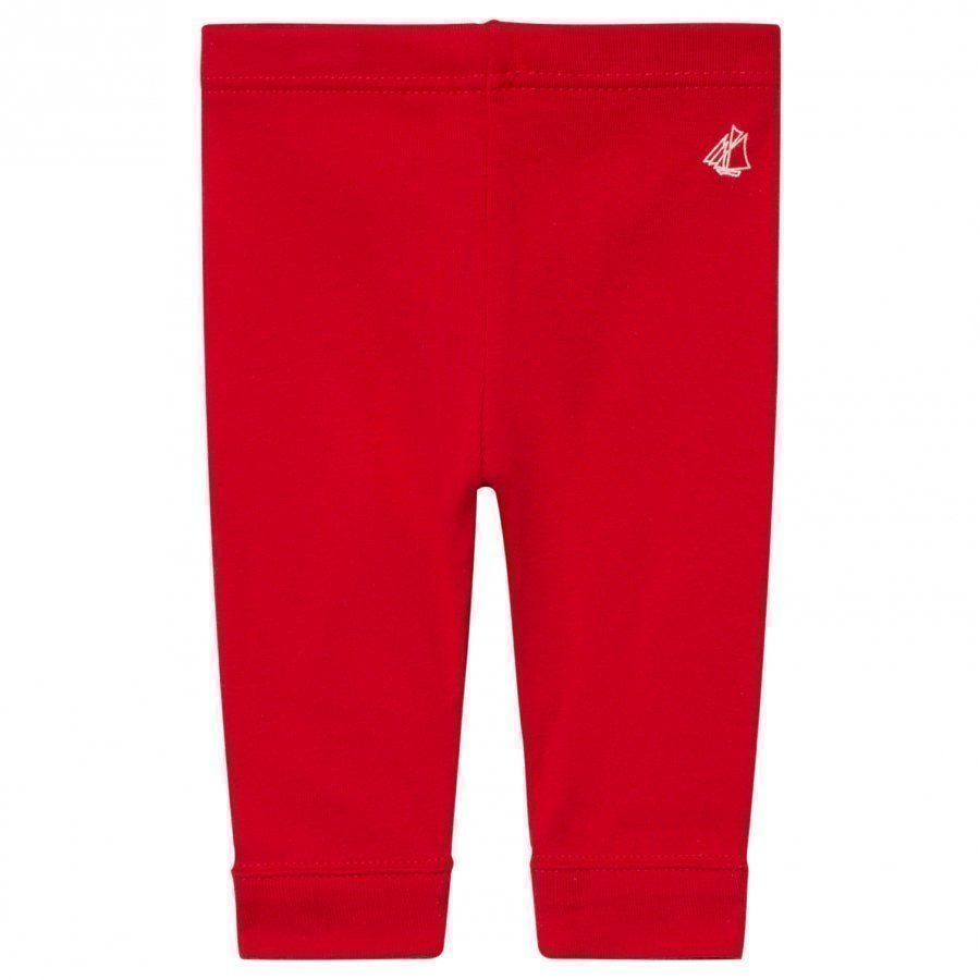 Petit Bateau Leggings Red Legginsit