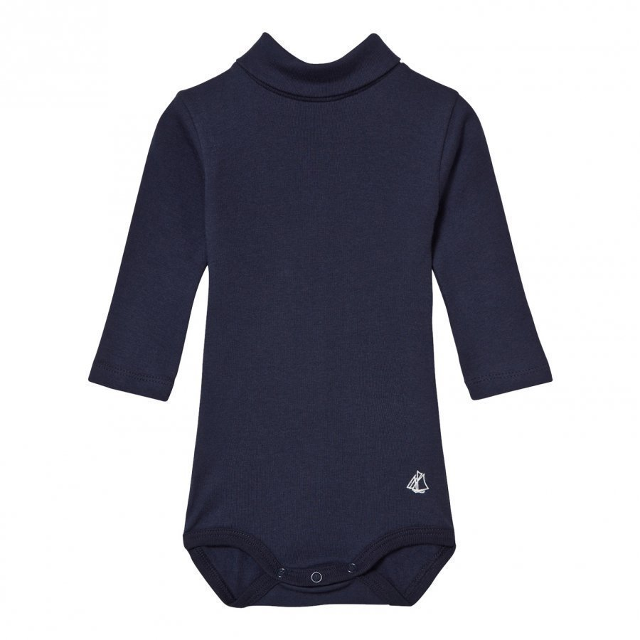Petit Bateau Long Sleeved Body Navy Body