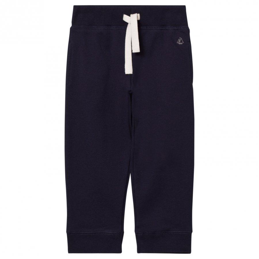 Petit Bateau Marine Blue Sweatpants Housut