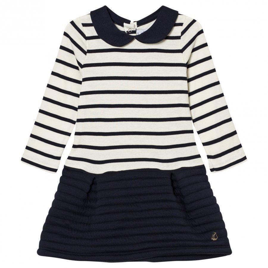 Petit Bateau Marine Stripe Dual Dress Mekko