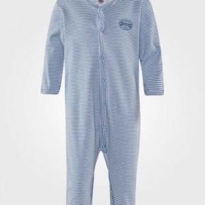 Petit Bateau Pyjamas Blue Yöpuku