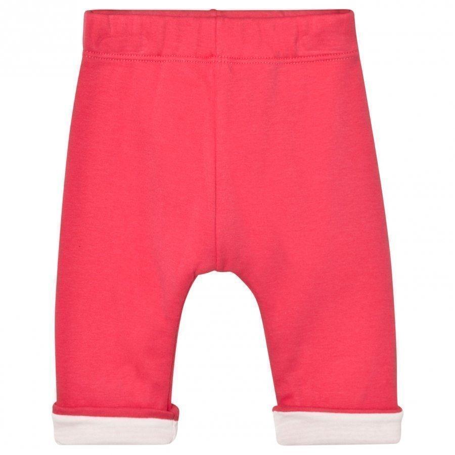 Petit Bateau Reversible Pants Gloss Pink Housut
