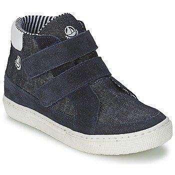 Petit Bateau SOLL korkeavartiset kengät