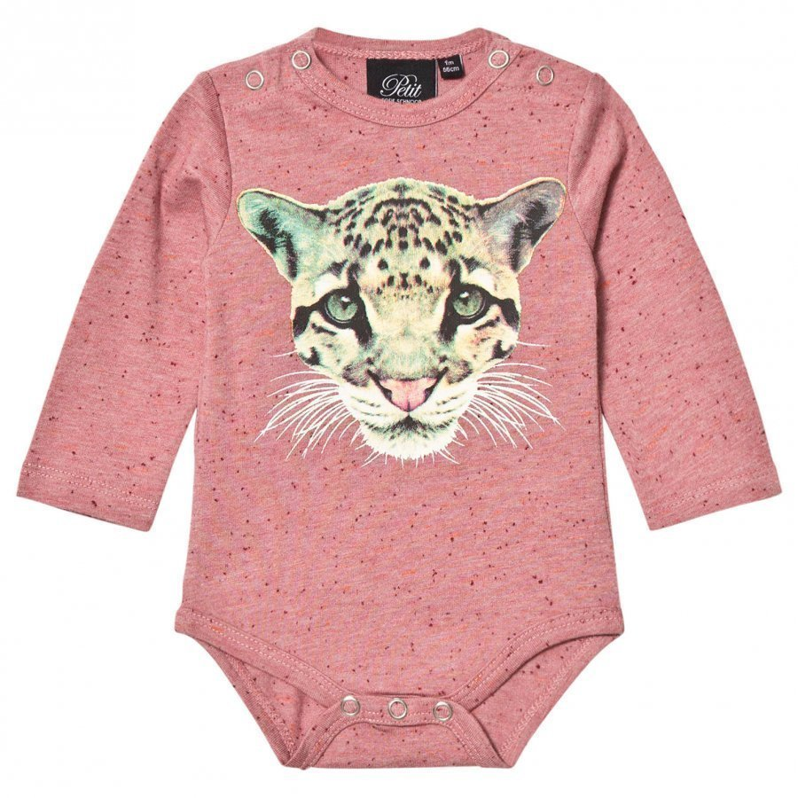 Petit By Sofie Schnoor Baby Body Rose Melange Body