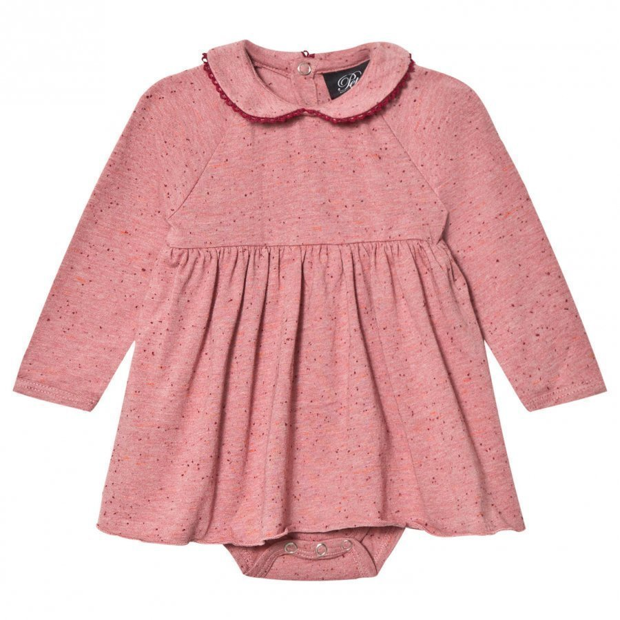 Petit By Sofie Schnoor Dress Rose Melange Mekko