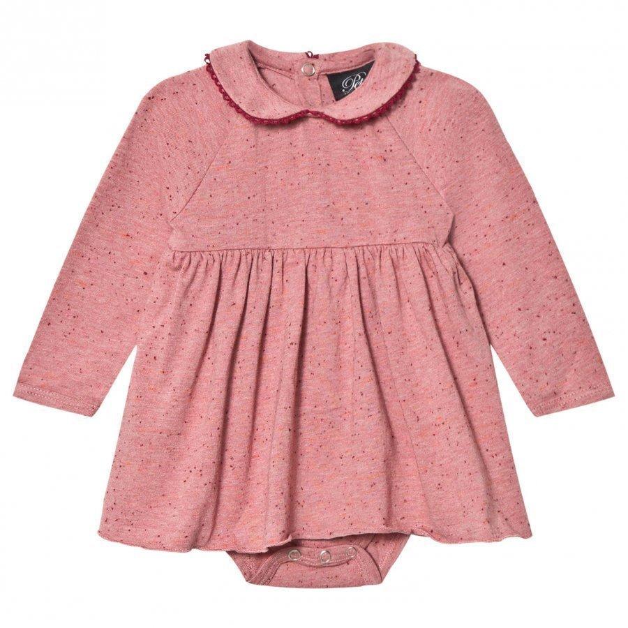 Petit By Sofie Schnoor Dress Rose Melange Mekko