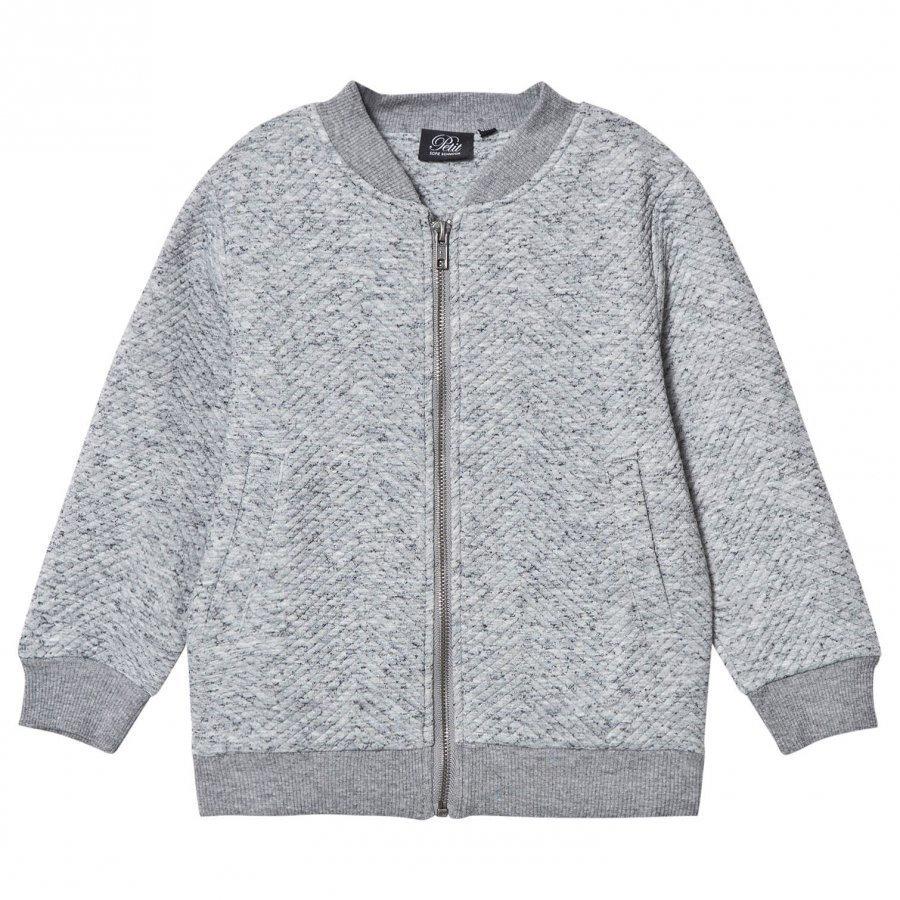 Petit By Sofie Schnoor Jacket L.Grey Mlg Bomber Takki