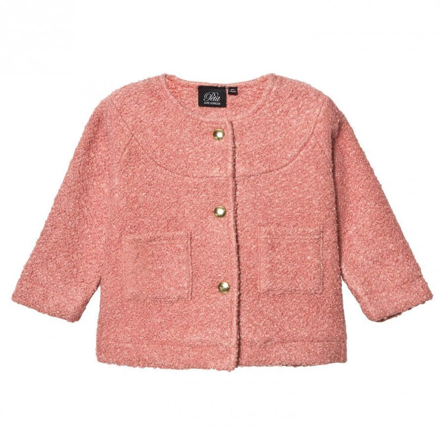 Petit By Sofie Schnoor Jacket Rose Bleiseri
