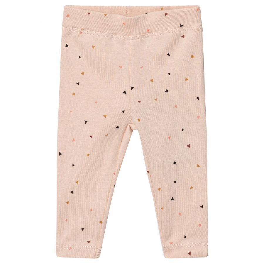Petit By Sofie Schnoor Leggings Triangle Print Pink Legginsit
