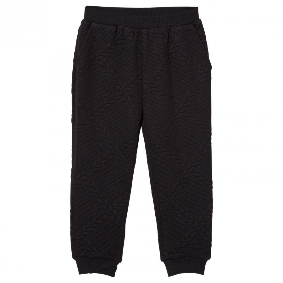 Petit By Sofie Schnoor Pants Black Verryttelyhousut