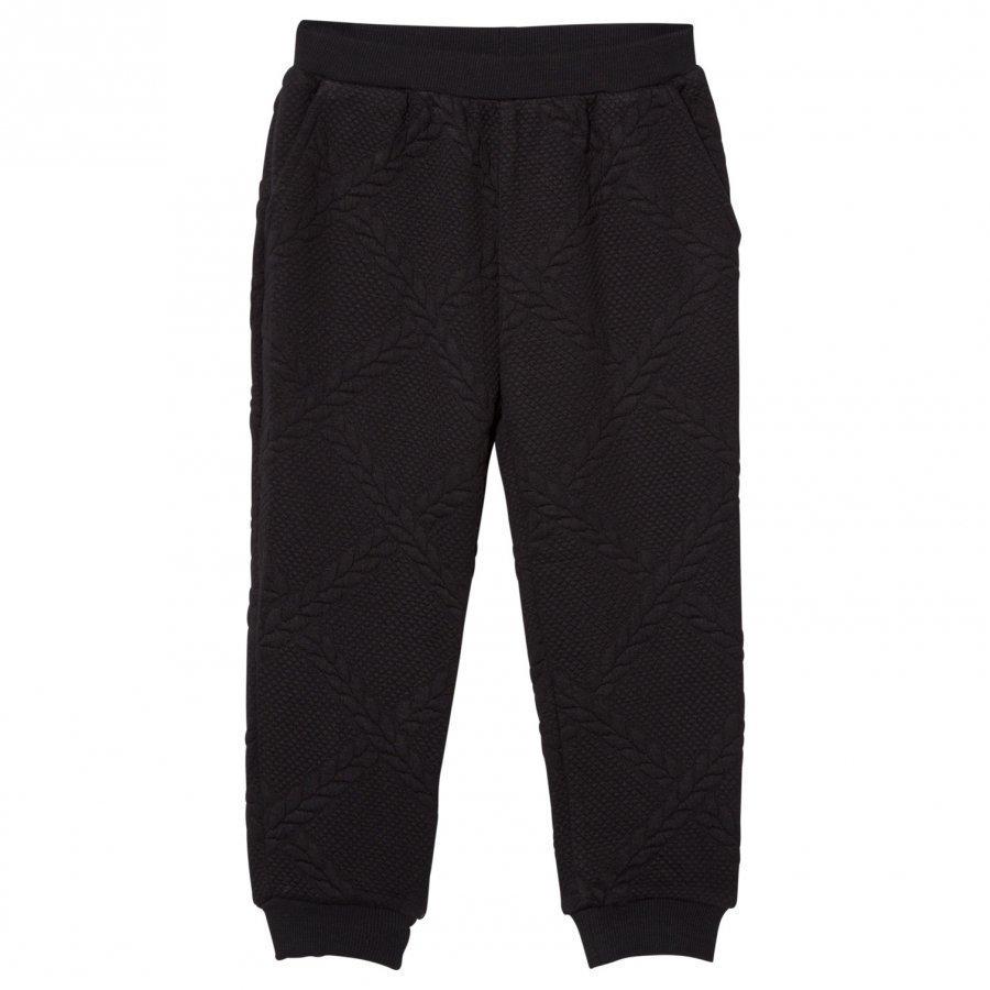 Petit By Sofie Schnoor Pants Black Verryttelyhousut