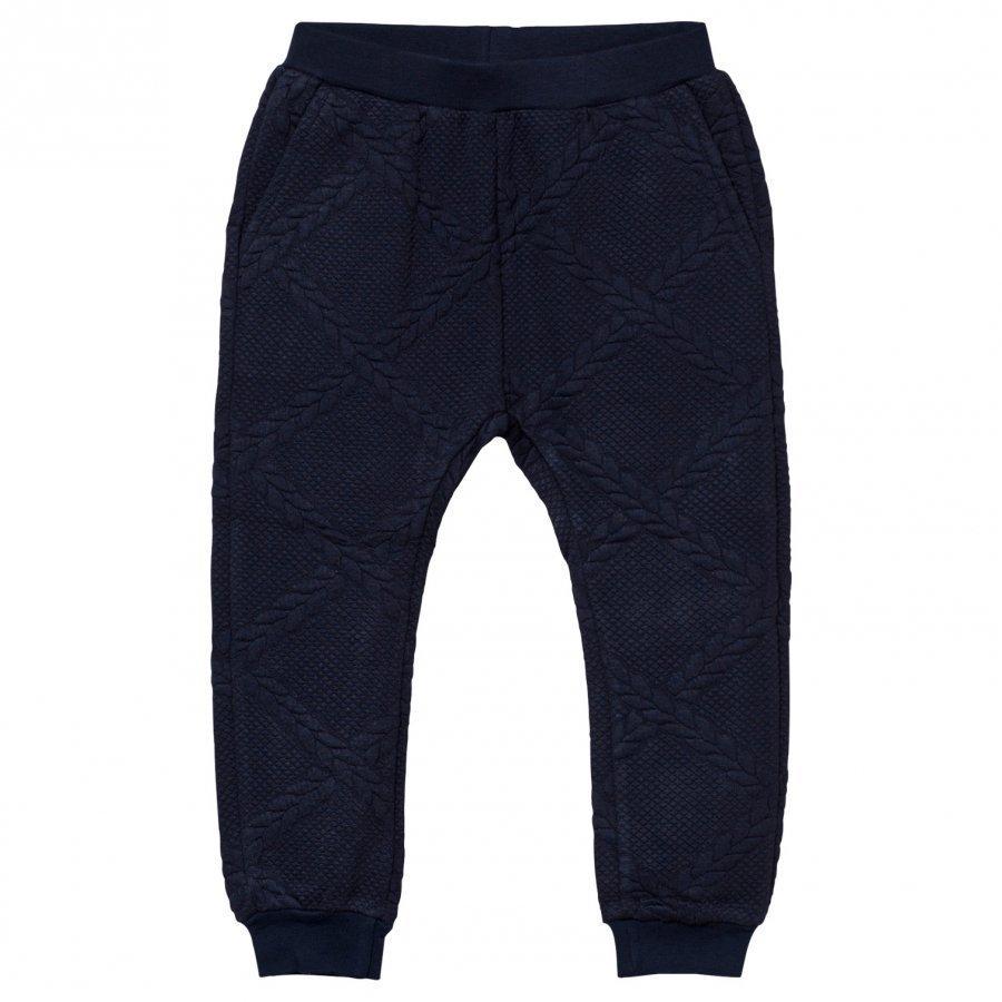 Petit By Sofie Schnoor Pants Dark Blue Verryttelyhousut